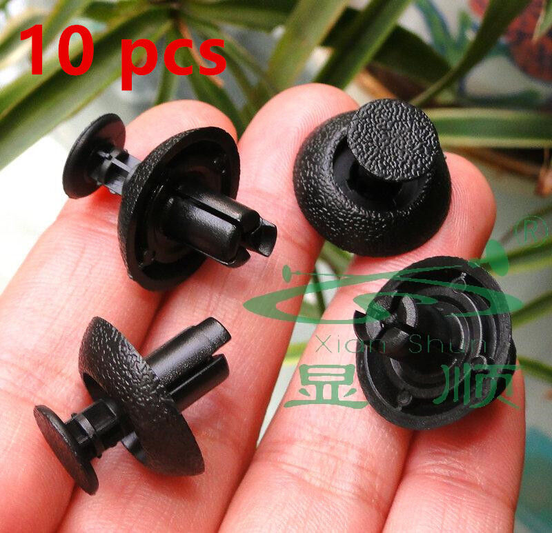 10x Toyota Lexus IS250 IS350 Engine Cover Trim Clips
