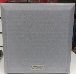 "Cambridge Soundworks SW320 BassCube 8 - 8"" Powered Subwoofer"