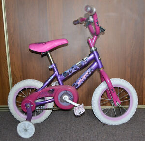 "Girls bike (12.5"" wheels)"