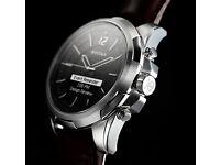 Titan JUXT Titanium smartwatch, Engineered by HP. Brand New £229 RRP