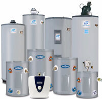 Water Heater Installation - Retired Gas Guy - Great Rates