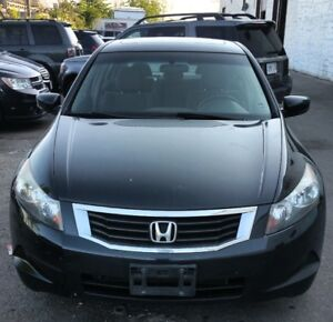 Honda Accord 2008 EXL - $6100 (with Safety & E-Test) One Owner