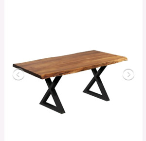 Brand New Live Edge Dining Table
