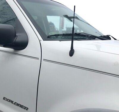 9  Antenna Mast   Fits   Ford Explorer   Explorer Sport Trac 1991   2010 New