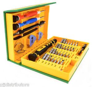 38 Piece Repair Tool Kit, Computer Tablet Phone iMac Macbook Pro Air iPad iPhone