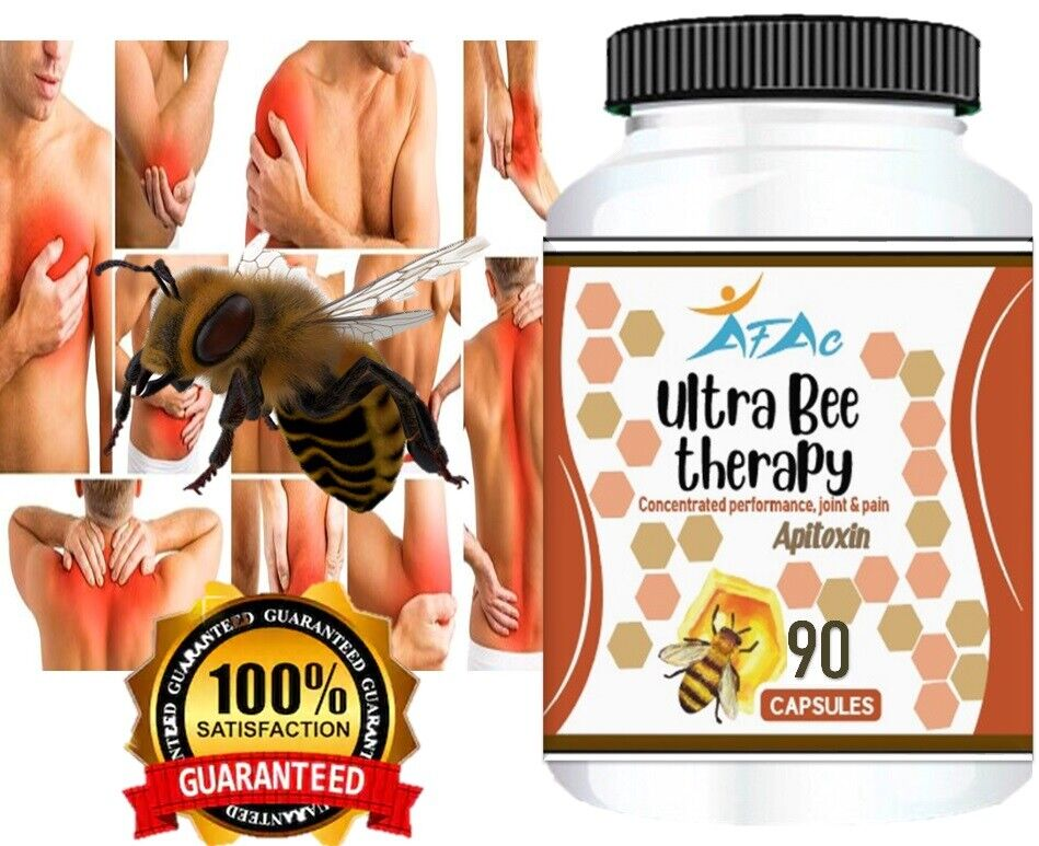 Bee Therapy Venom Extract anti-inflammatory Miracle Arthritis Pain Cure abee med 1