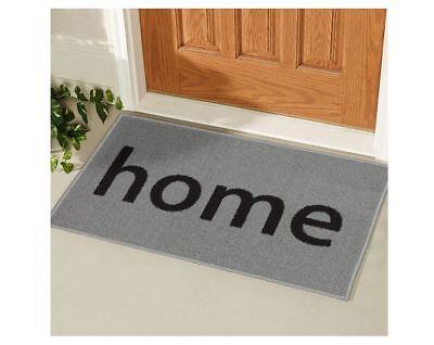 - Double Door Outdoor Floor Home Mat Heavy Duty Large Coir Doormat Front Porch New