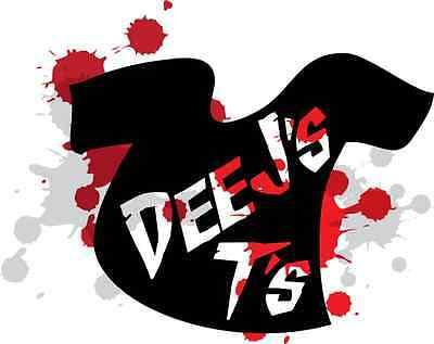 DeeJ's T's