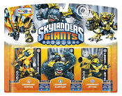 Skylanders Legendary Triple Pack