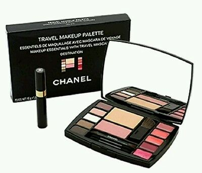 CHANEL Travel Makeup Essentials Palette Destination - NIB Sealed