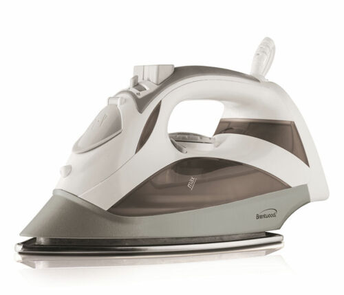 Brentwood Steam Iron White MPI-90W