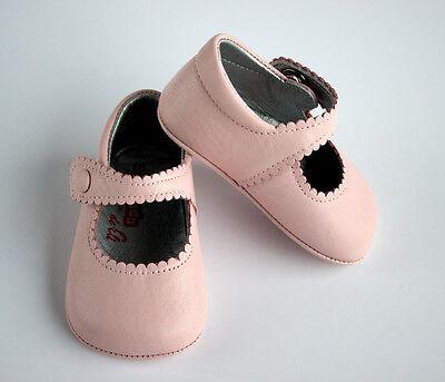 Zapatitos niña color rosa claro Cucada de CALZADOS ELI