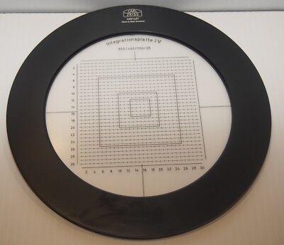 Zeiss Integrationsplatte Iv From An Ultraphot Iii Microscope