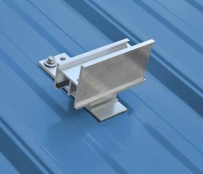 Snocleat Aluminum Snow Guards For Metal Roof R-panel 10 Pcs Wscrews