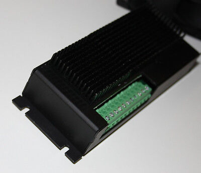 Aluminum Heatsink For Gecko G540 Cnc Driver Includes Tape For Easy Mounting