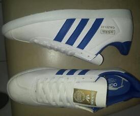 Adidas gazelle sz 10