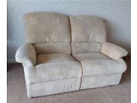 Settee and 2 Matchingb Arm Chairs