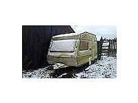 Caravan wanted for building site . Toilet /Tea room .