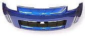 New Pre Painted Chevrolet Fender Bumper Hood Free shipping