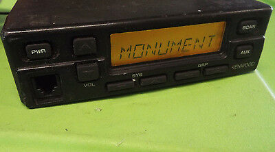 Kenwood Tk-840 Uhf Fm Transceiver Mobile Radio Ham Radio Z16