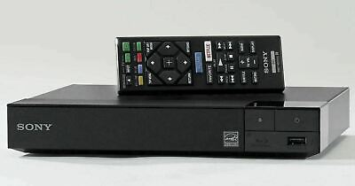 Sony BDP-S1700 LAN Wired 100MBPS HDMI Streaming Blu-ray Disc Player