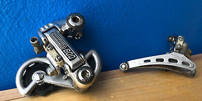 Triplex Road Bike Rear Derailleur Vintage Road Bike Made In Spain NOS