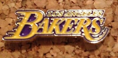 Grassroots California GRC Hat Pin RARE Los Angeles LA Bakers SOLD OUT Lakers