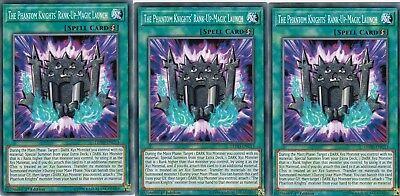 YUGIOH 3 X THE PHANTOM KNIGHTS
