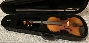 4/4 Full Size Lewis & Son Co. Violin, Bow & Case