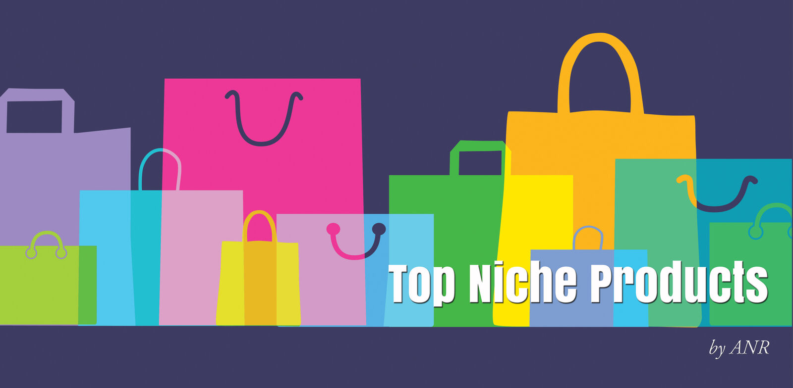 Top Niche Products by ANR