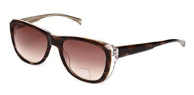 Vera Wang Cyrille Women's Brown 100% UV Sunglasses 1077