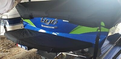 Tige Boat Swim Platform Cover for Wakesurf Wakeboard Boats for sale  Rock Hill
