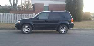 Ford escape 2005 limited edition
