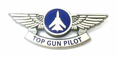 TOP GUN FIGHTER JET PILOT WING PINS COSTUME PARTY FAVORS - Fighter Jet Pilot Costume