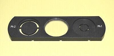 Zeiss Invertoskop Id 03 Inverted Ph Microscope Ph Slider