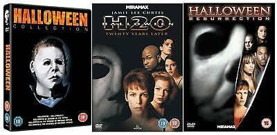 Halloween 5 Part 4 (HALLOWEEN - 1-5 Movies Complete Collection Part 1 2 3 4 5 H20 RESURRECTION)