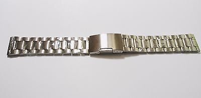 Edelstahl Uhrenarmband Ersatz Uhren Armband Steel Watch Bracelet band 18 mm
