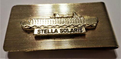 tss Stella Solaris. Sun Lines Money Clip. Luxury Ocean Liner. Cruise Ship. Boat.