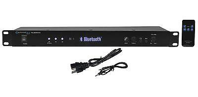 Technical Pro BLUEDECK2 Rack Mountable DJ/Pro Audio Bluetooth Receiver