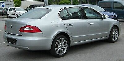 Skoda Superb 3T Breaking 2008-2015 Rear Axle Engine Front End Turbo Doors PANELS