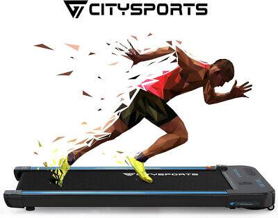 CITYSPORTS Bluetooth Cinta de Correr Eléctrica Pantalla LCD Contador de Calorías