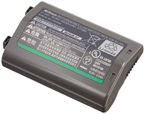 как выглядит Nikon Li-ion Rechargeable battery EN-EL18c Camera accessories Digital SLR фото