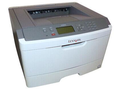 Lexmark HomeOffice Drucker E460DN Laserdrucker Duplex LAN USB sofort einsetzbar