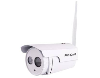 Wireless Outdoor IP Security Camera 1.0 MP HD Video - Simple DIY Malaga Swan Area Preview