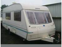 Wanted 4 berth caravan