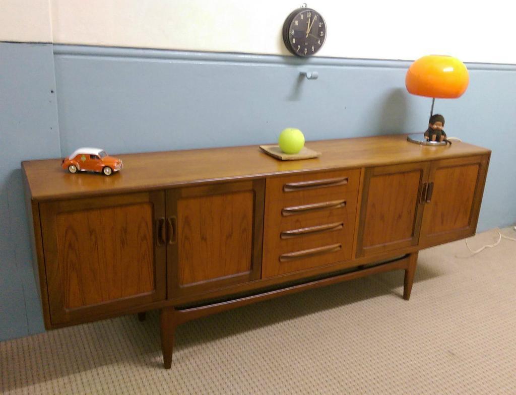 G plan vintage retro danish design sideboard e gomme for Furniture gumtree