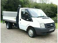 FORD TRANSIT DROPSIDE -NO VAT- ONE OWNER FULL SERVICE HISTORY