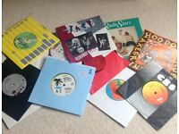 14 Singles from the Seventies. The Clash, Stray Cats etc.