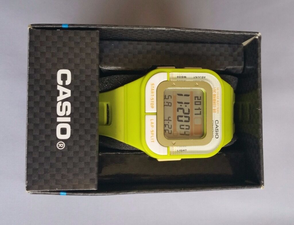 Casio Unisex Digital Chronograph Alarm WatchDigital CollectionSDB 100 3AEFin Longridge, LancashireGumtree - Casio Unisex Digital Chronograph Alarm Watch Digital Collection SDB 100 3AEF Used, the strap has got a bit mucky but the watch is otherwise in excellent condition. Ideal as a works watch. QUICK OVERVIEW Casio are undoubtedly the king of the digital...