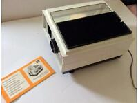 35mm slide projector with over 500 slots in cassettes. for sale  Wolverton, Buckinghamshire